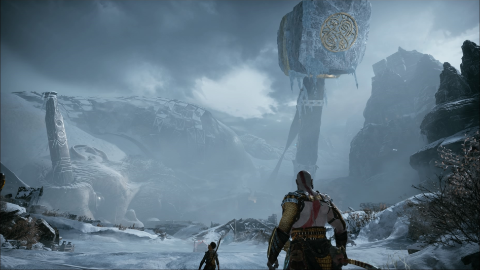 """Обзор God of War"